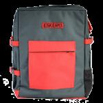 batoh ESKERO červený pro 4 osoby