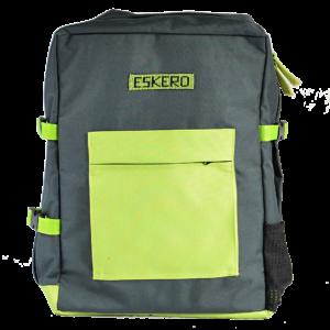 batoh ESKERO zelený pro 4 osoby
