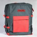 batoh ESKERO červený pro 4 osoby 5