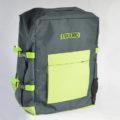 batoh ESKERO zelený pro 4 osoby 4