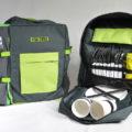batoh ESKERO zelený pro 4 osoby 5