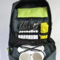 batoh ESKERO zelený pro 4 osoby 6