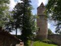 areál hradu Zvíkov